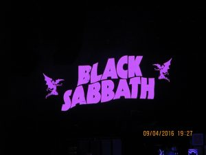 Black Sabbath Concert Thanks to our Great friends at VET-TIX: (www.vettix.org) We took another veter