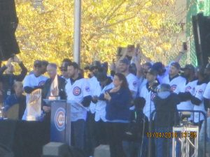 2017 Chicago Cubs World Series Win Festival in Chicago. IMG_4398IMG_4337IMG_4350IMG_4360