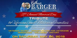 2018 Tribute to Veterans & Military Families