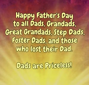 Happy Fathers Day to all you dads FC27AB1F-97CD-49B3-8A52-B687AEAE6FFB