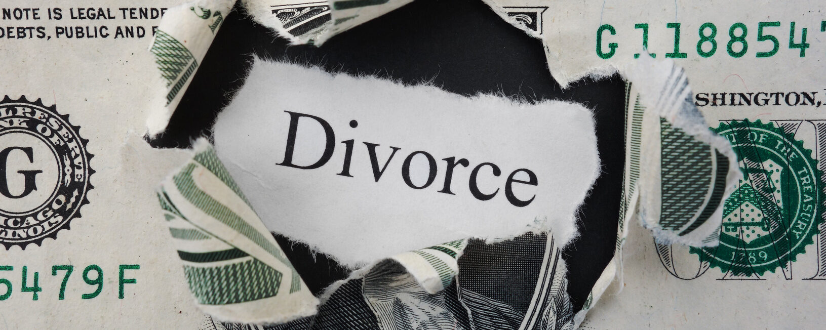 Divorce Takes it All