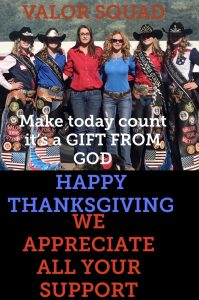 Have a very happy Thanksgiving! I appreciate all of you and may your day be blessed! 4C430CBC-C5A8-4