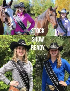 Stock show starts tomorrow. We will represent our military and veterans with honor A96639E7-9F1A-404
