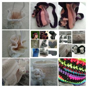 Our Crocheting,Thrifting & Crafting4ACause initiative this past Winter was epic. Can you believe